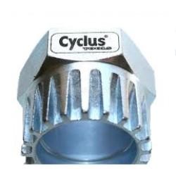 CYCLUS 43030 KLUCZ DO SUPORTÓW NA KWADRAT