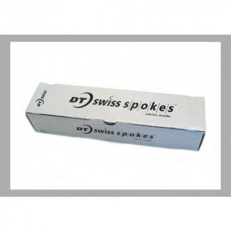 DT SWISS szprycha Stainless + nypel