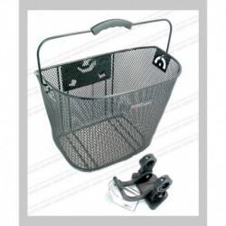 TRANZ X bagażnik CD-09 srebrny